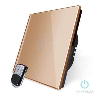 1 Körös Arany RF Ventilátor Kapcsoló