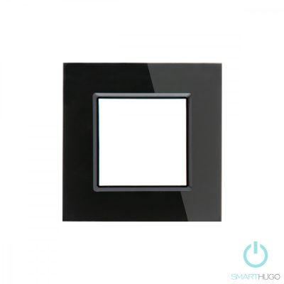 Egyes Fekete Üvegkeret