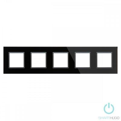 Ötös Fekete Üveg Sorolókeret