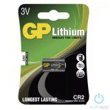 GP lithium elem CR2 3V bl/1