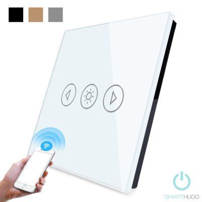 1 Körös Fehér Wifi Dimmer Érintőpanel