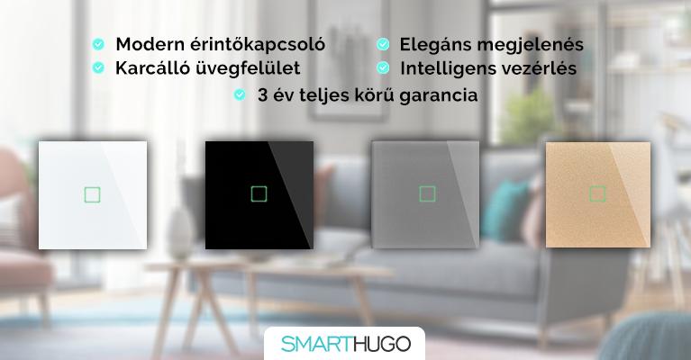 Smarthugo Konnektorok