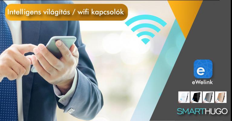 Smarthugo Wifi Kapcsolók